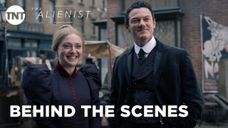 The Alienist: Get to Know the Cast with Dakota Fanning & Luke Evans [BEHIND THE SCENES] | TNT