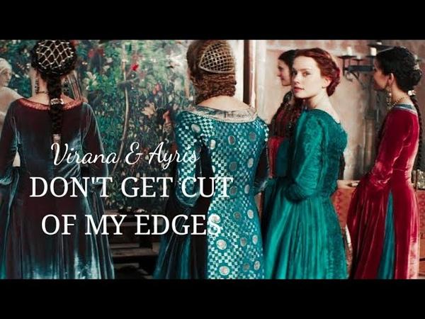 Virana Ayris Don't get cut on my edges