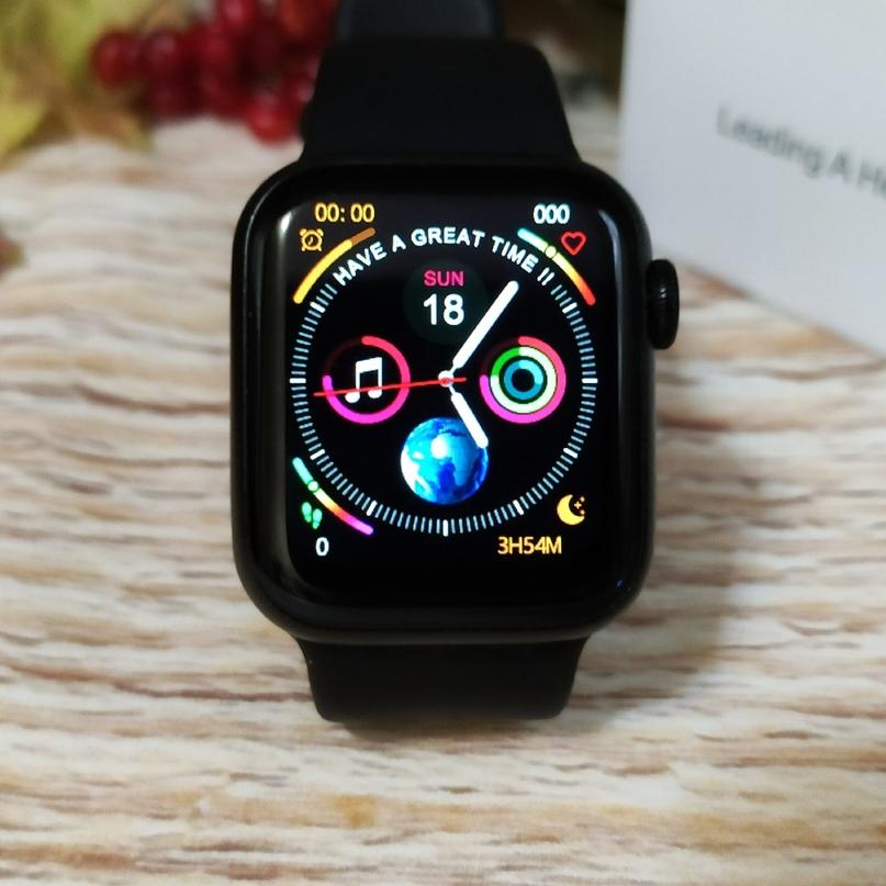 Приветик, друзья, Вам нравятся смарт-часы от яблочного бренда?