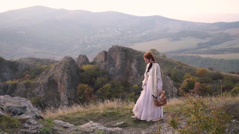 In the mountains of Kojori by Teona Aladashvili