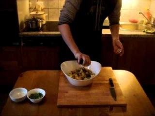 Печеный Картофель Рецепт / Как приготовить Картошку в духовке