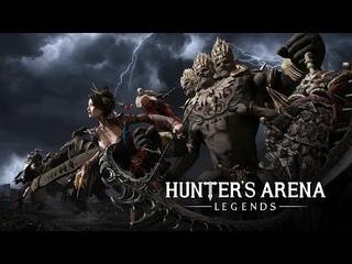 2021 Hunter's Arena: Legends Cinematic Trailer