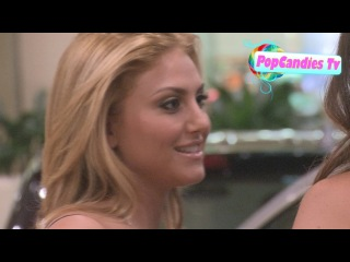 Cassie Scerbo departs 4th Annual Thirst Gala in Beverly Hills