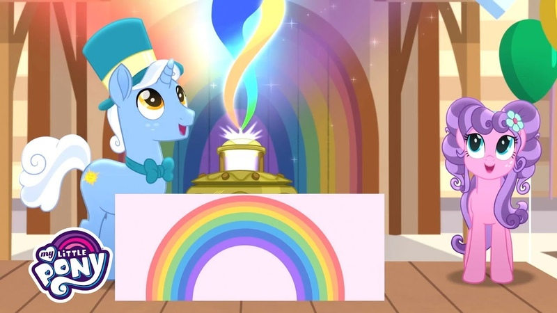 The End of the Rainbow Music Video 🌈 MLP Friendship is Magic | MusicMonday
