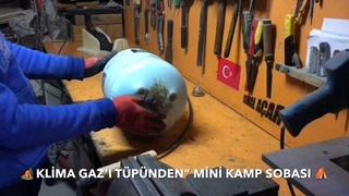 Видео сделать мини кемпинг печь cltkfnm vbyb rtvgbyu gtxm
