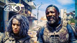 Отряд самоубийц 2: Миссия навылет 💥 Русский трейлер 4K 💥 Фильм 2021