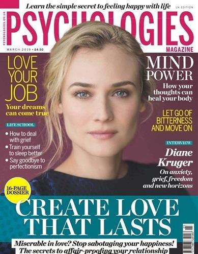 Psychologies UK - March 2019