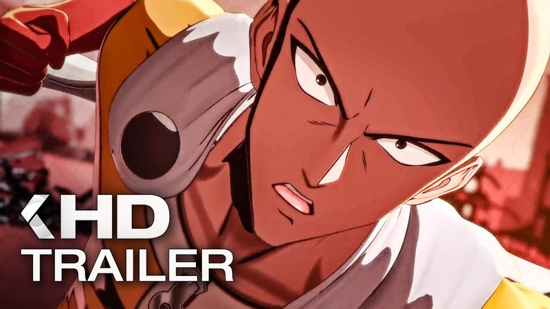 ONE PUNCH MAN A Hero Nobody Knows Opening Trailer (2020)