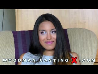 Roxy Lips - Woodman casting [Full HD 1080p, Anal, Blowjob, POV, Hardcore]