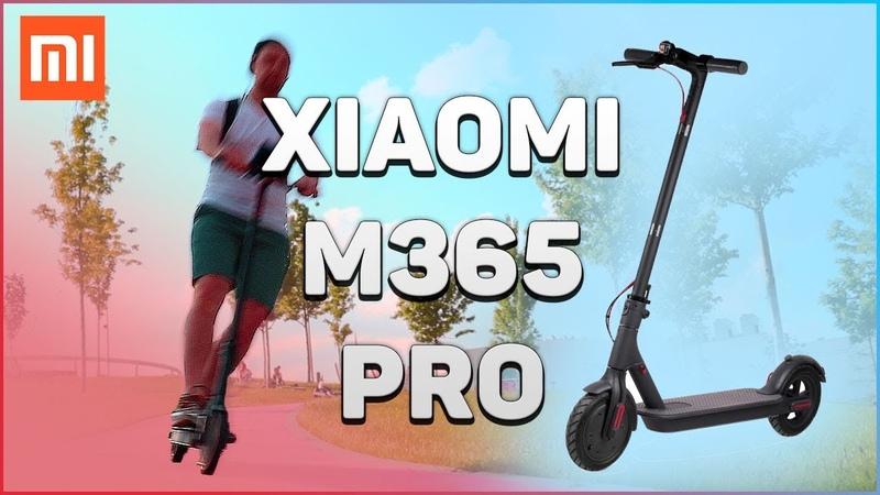 Лучший электросамокат в 2020 Xiaomi Mijia M365 PRO