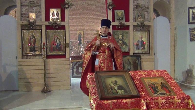 Перенесение мощей святителя Николая Чудотворца из Мир Ликийских в Бар 1087г