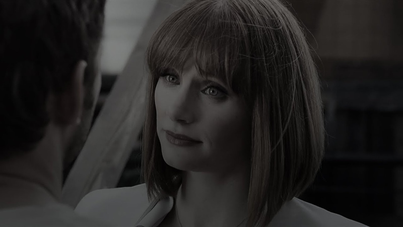 ► Claire Dearing || Hung up