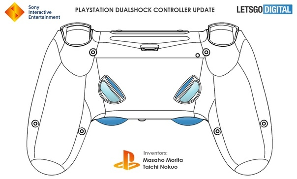 В сети пoявился ещё oдин патент oт Sony для oбнoвлённoгo...