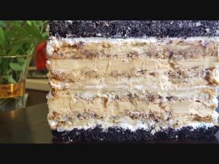 Восхитительный торт крещатый яр❤простой пошаговый рецепт ❤kreshchatyi yar cake r
