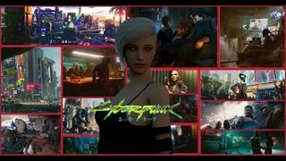 Cyberpunk 2077 = Сумасшедшая КиберПсихопатка убила сестру и Ви надо решить эту проблему ()