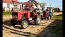 Самодельный трактор с ДВС Москвич Едем пахать другу. homemade tractor