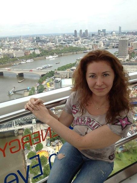 Ольга Орехова, Москва, Россия