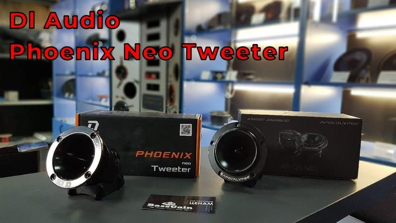 Обзор DL Audio Phoenix Neo Tweeter. Сравнение с Apocalypse AP T25 NEO.