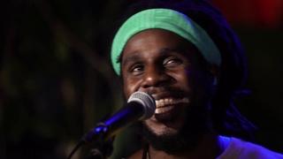 Chronixx Virtual Performance - One Yard Caribbean