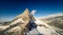 Matterhorn Swiss Alps Long range FPV drone