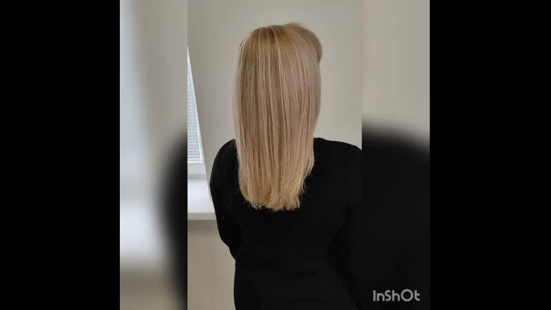 166 Блондинка без осветляющего порошка Только краситель