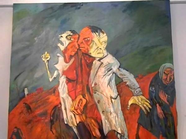 выставка Максим Кантор Русский музей