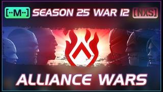 The MATRIX vs NXS    AW S25 W12    Marvel Contest of Champions