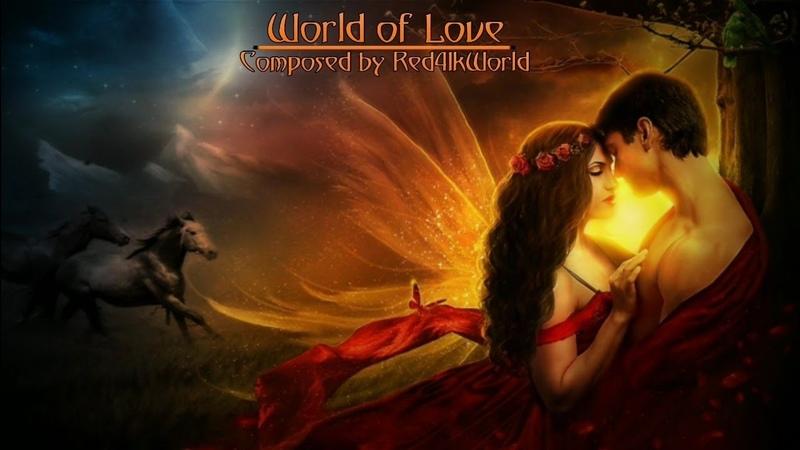 RED4IK World of Love Celtic Fantasy Song