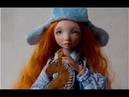 Распаковка авторской BJD куклы от Валентины Игнатьевой!