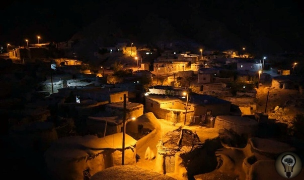 ~ Mahuni Village  историческая деревня в провинции Южный Хорасан (ИРАН)