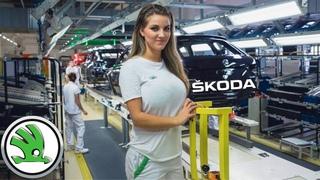 SKODA PRODUCTION {Factory} – How it´s made?🚘Octavia, Fabia, Scala, Enyaq, Superb, Kodiaq, Karoq