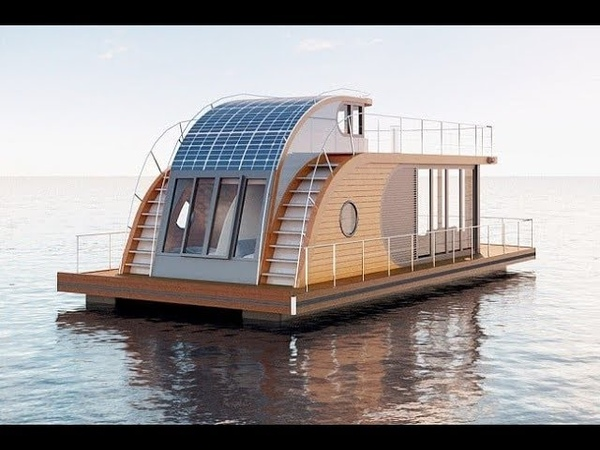 6 Great Houseboats WATCH NOW