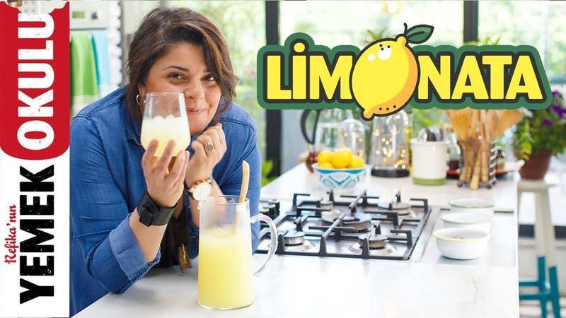 Ev Yapımı Limonata Tarifi | Hayat Size Limon Verirse, Siz de Onunla Limonata Yapın 🍋😉