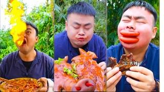 Ăn Cay 1000 độ - Ai đủ can đảm thưởng thức món ăn Trung Quốc này??? -Dành cả thanh xuân để ăn ớt