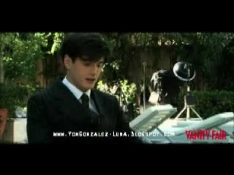 Yon González - Making Off Vanity Fair