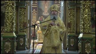Проповедь епископа Максима в день памяти святого равноапостольного князя Владимира
