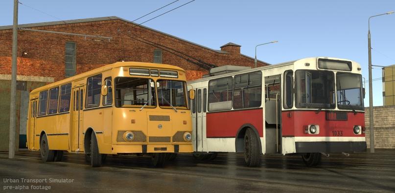 Urban Transport Simulator: ответы на ваши вопросы!, изображение №1
