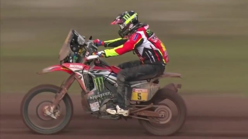 Dakar 2018 best of moto part 2 HD