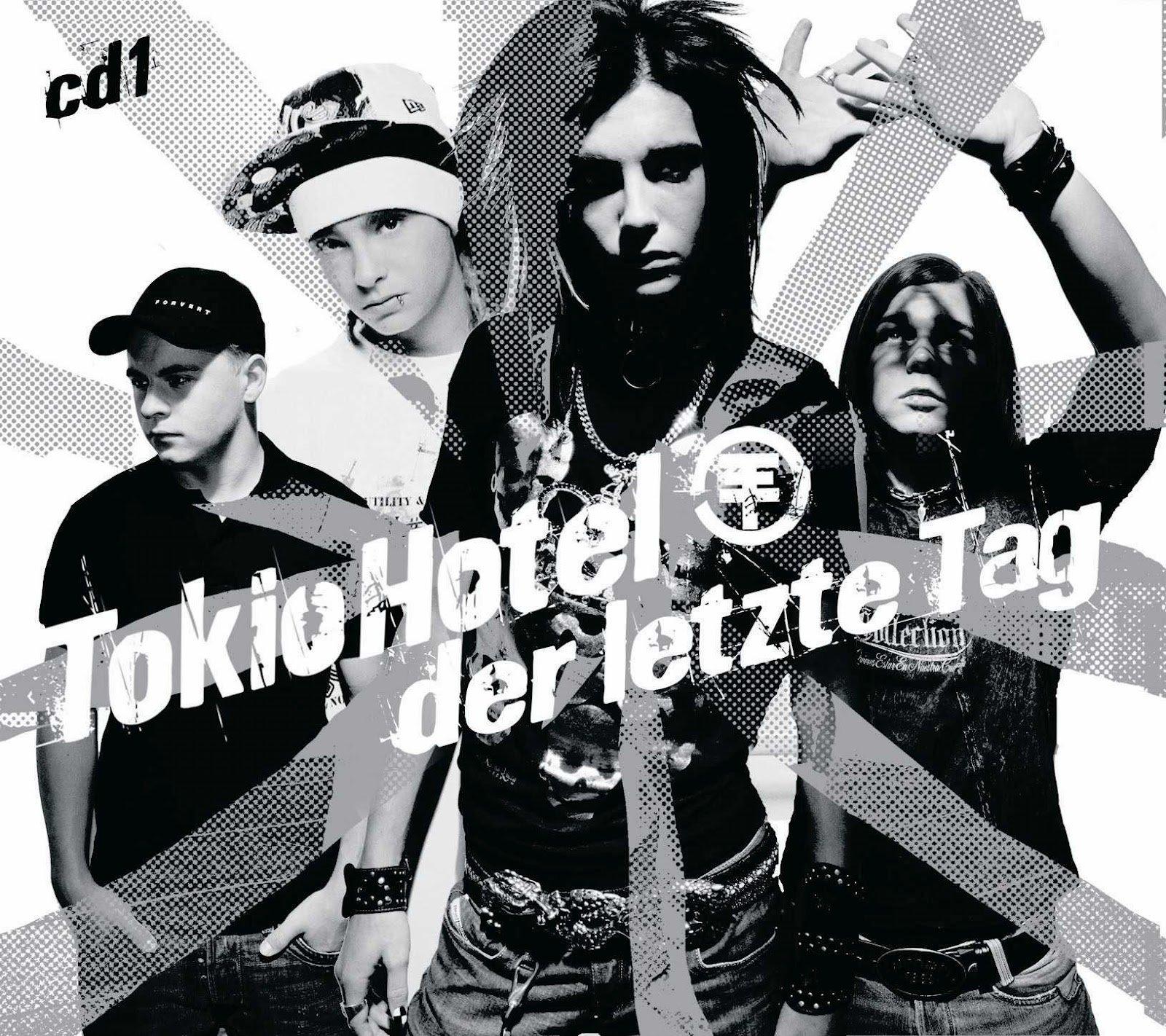 Tokio Hotel album Der letzte Tag