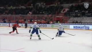 Метсола - ТОП-10 сейвов 20-й недели КХЛ