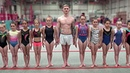 Joining the Women's Junior Gymnasts for a Day..?? {Flexibility Test}