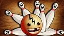 Бадди против Боулинга Кик зе Бадди играет в игру Боулинг - Анимация Kick The Buddy