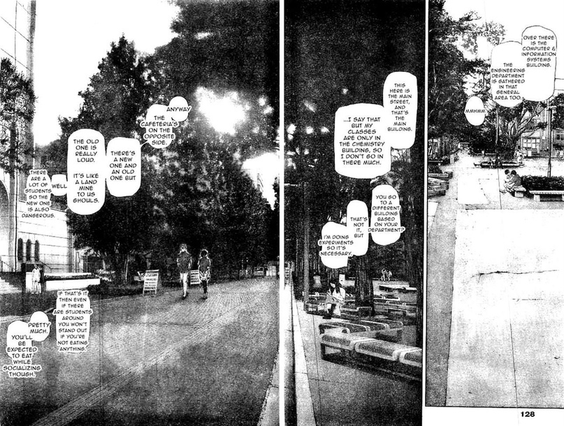 Tokyo Ghoul, Vol.12 Chapter 117 Dry Field, image #8
