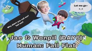 Jae & Wonpil Human: Fall Flat | 원필이랑 휴먼 : 폴 플랫 (English Sub)