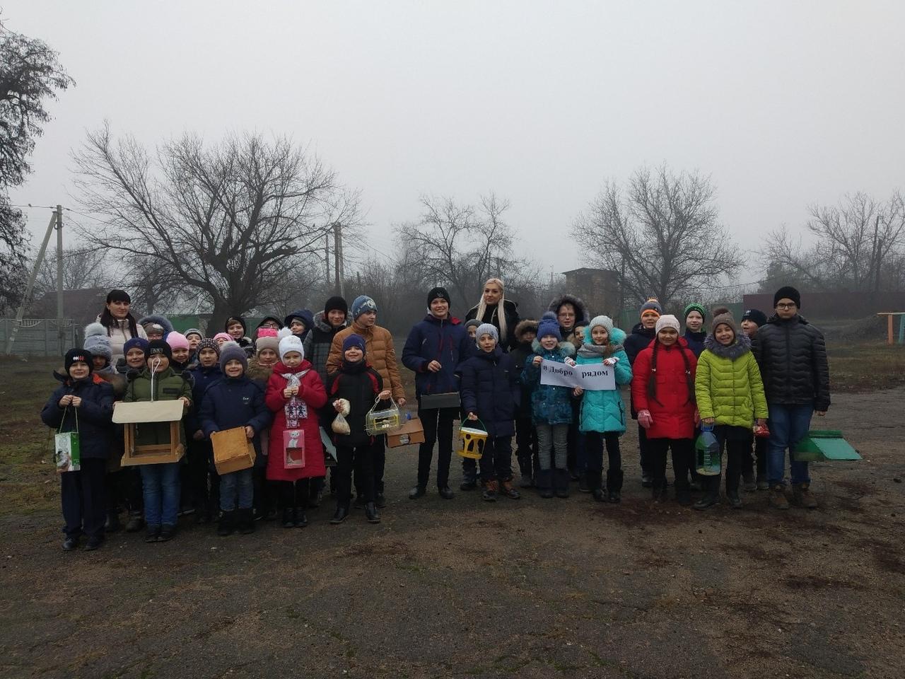 В Донецкой Народной Республике продолжается реализация Республиканского марафона добрых дел #ДоброРядом
