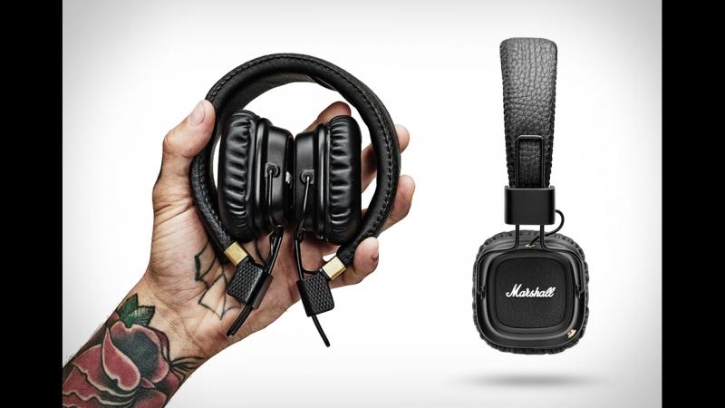 Marshall Major 2 Bluetooth — Обзор от ruStore