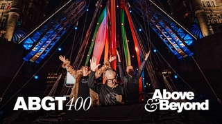 Above & Beyond: Group Therapy 400 live on The River Thames, London (Official Set) #ABGT400