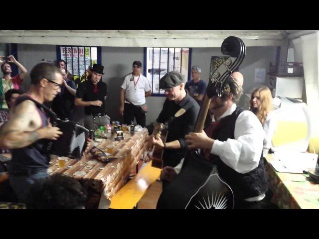 Jam Session Flogging Molly The Legendary Kid Combo That's All Fòl Festa Radio Onda D'Urto 2013