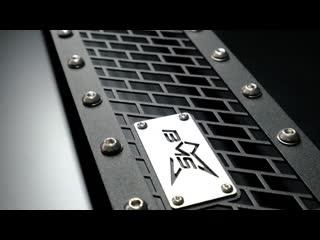 Решетка радиатора bms toyota fj cruiser 2007+