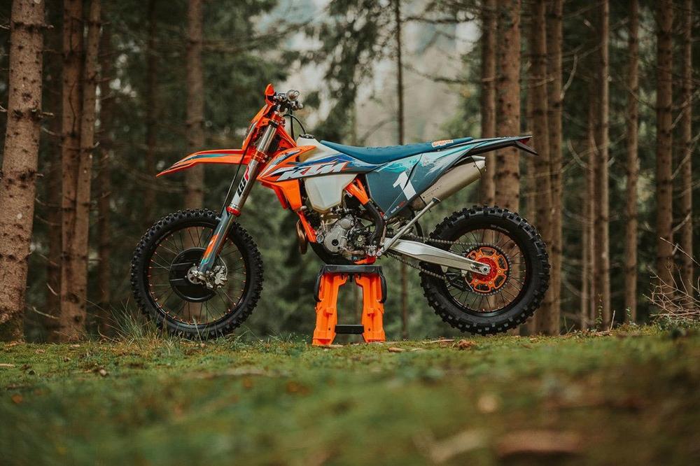 Эндуро KTM 350 EXC-F WESS 2021